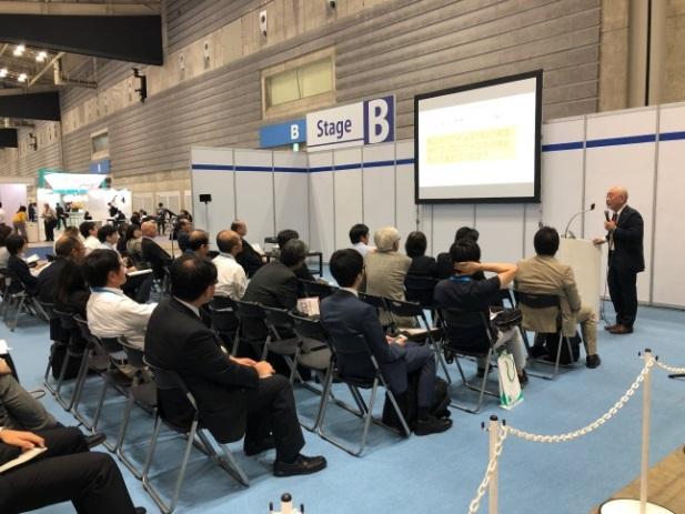 ご来場の御礼『再生医療JAPAN 2018』に出展いたしました!